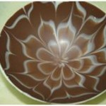 Designer Chocolate Bowl